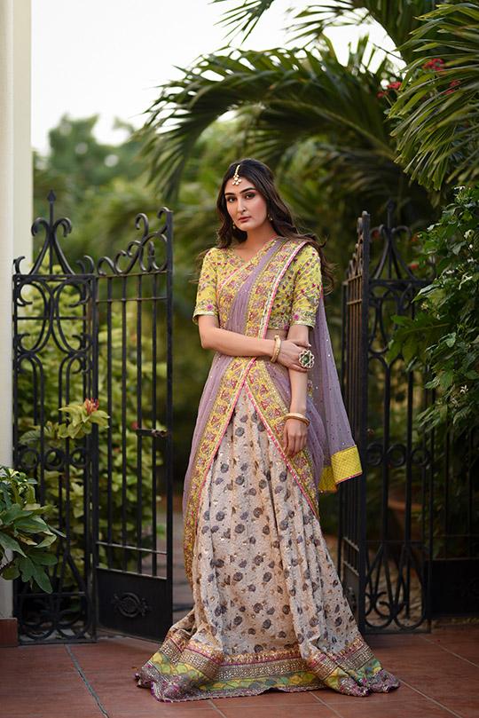 Wedding Luxury Dresses Style 2020 Decoded By Natasia Paul 8