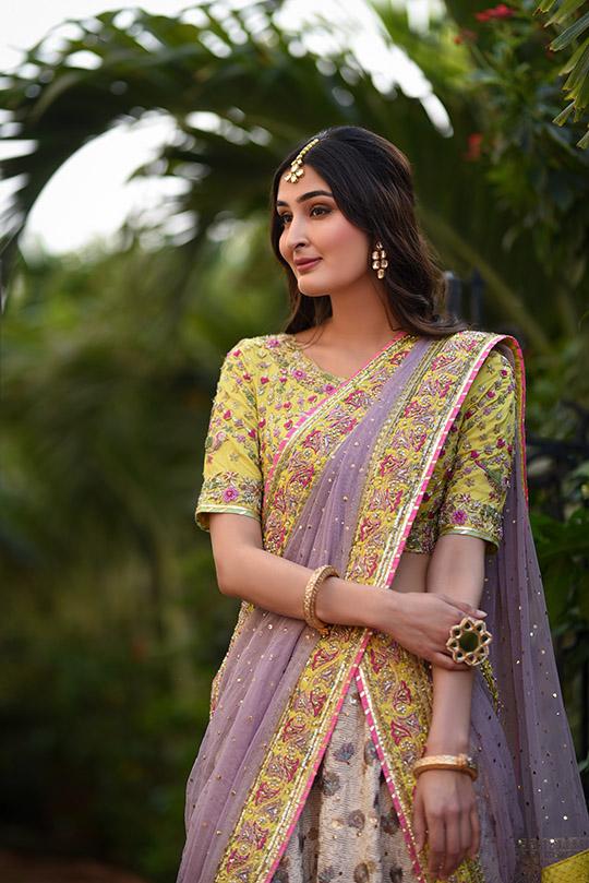 Wedding Luxury Dresses Style 2020 Decoded By Natasia Paul 9