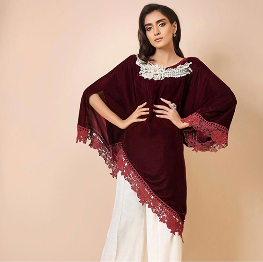 Asifa Nabeel Womens Ready To Wear Pret Collection 2020 (2)