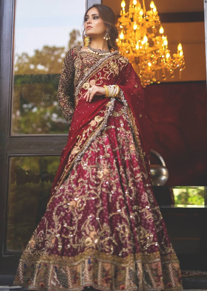 Bridal and Formal Luxury Wear Collection 2020 By HSY (10)