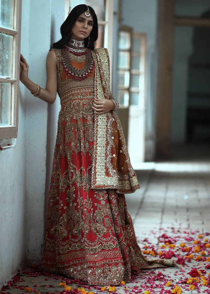 Bridal and Formal Luxury Wear Collection 2020 By HSY (12)