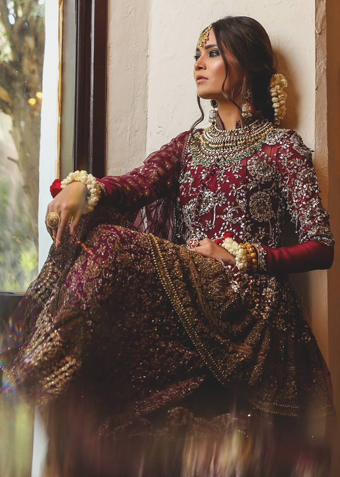 Bridal and Formal Luxury Wear Collection 2020 By HSY (18)