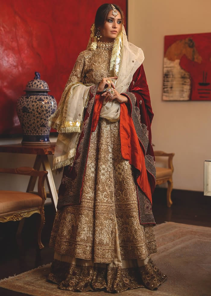 Bridal and Formal Luxury Wear Collection 2020 By HSY (8)