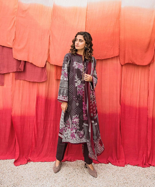 Festive Season Three Piece Suits 2020 By Beech Tree (1)