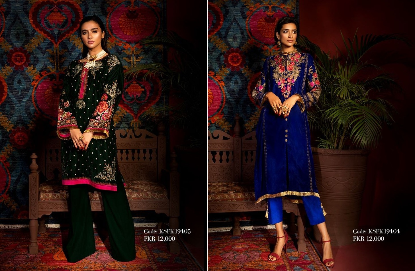 Khaadi's Festive Glamour Collection 2020 (1)