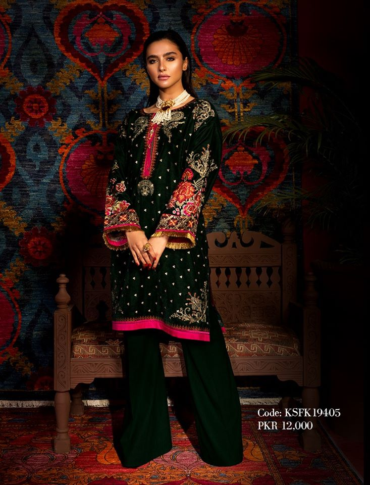 Khaadi's Festive Glamour Collection 2020 (3)