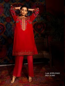 Khaadi's Festive Glamour Collection 2020 (4)