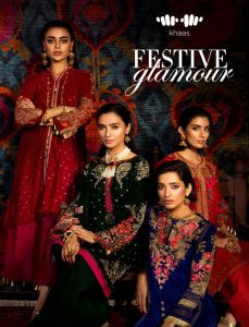 Khaadi's Festive Glamour Collection 2020 (5)