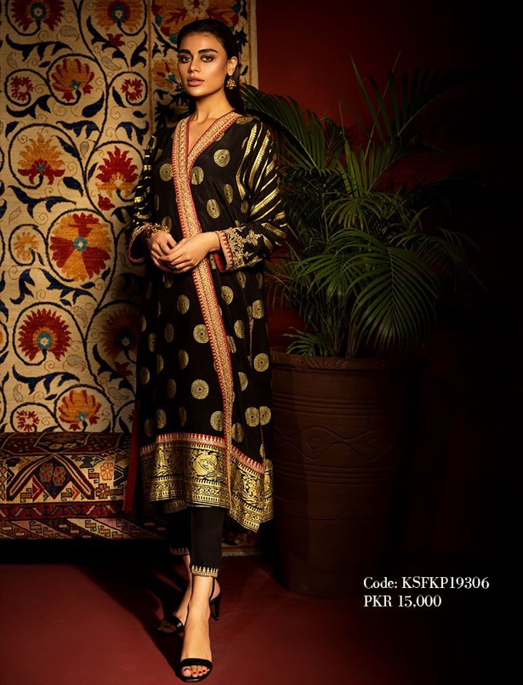 Khaadi's Festive Glamour Collection 2020 (7)