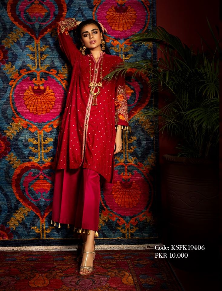Khaadi's Festive Glamour Collection 2020 (8)