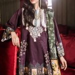 Khaddar Shirt Digital Printed Collection By Cross Stitch (7)