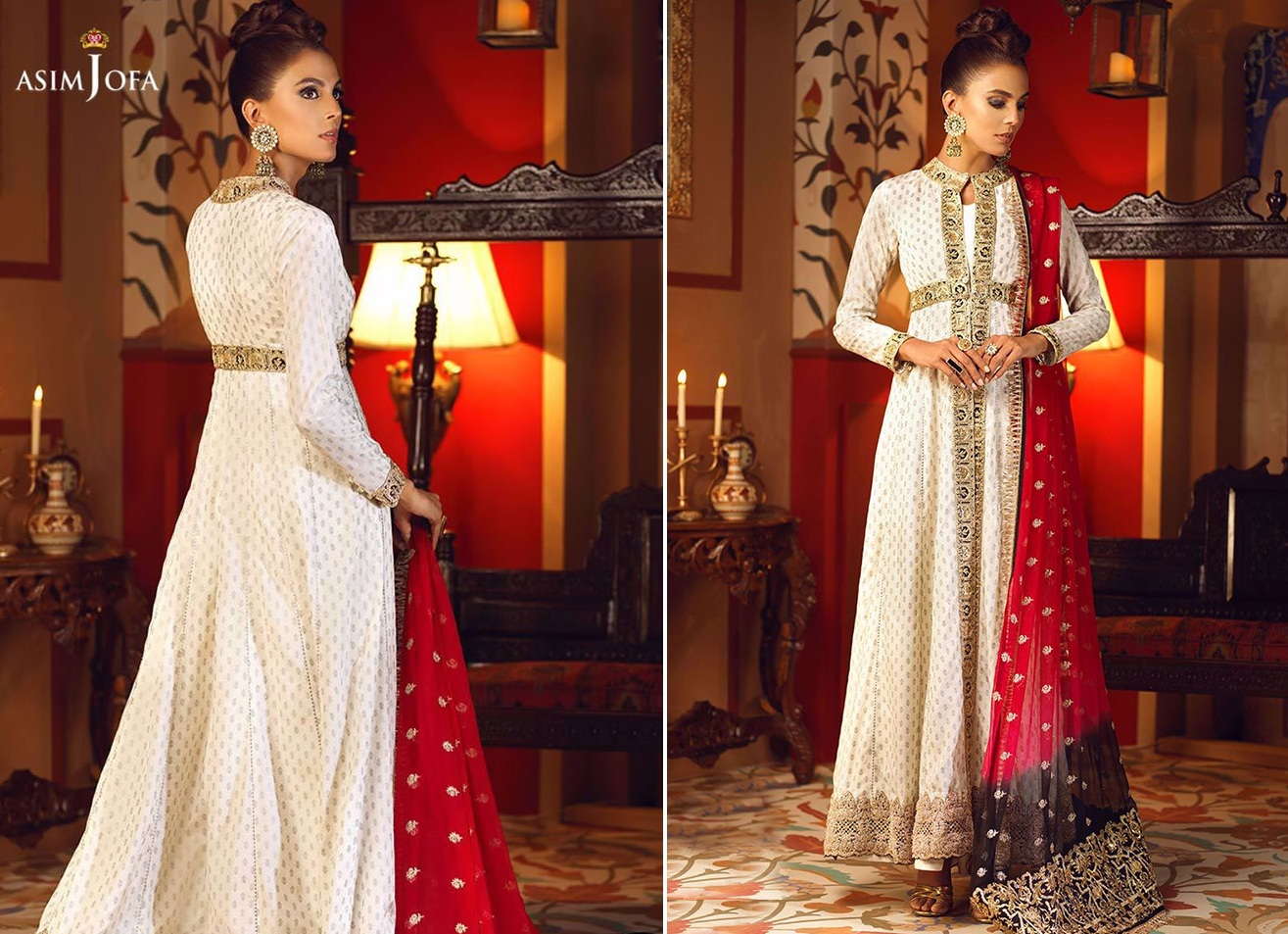 Orne Mysorie Chiffon Dresses Collection 2020 By Asim Jofa (1)