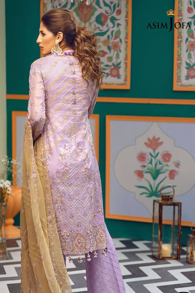 Orne Mysorie Chiffon Dresses Collection 2020 By Asim Jofa (11)