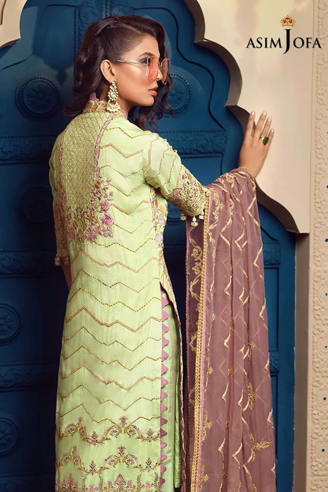 Orne Mysorie Chiffon Dresses Collection 2020 By Asim Jofa (13)