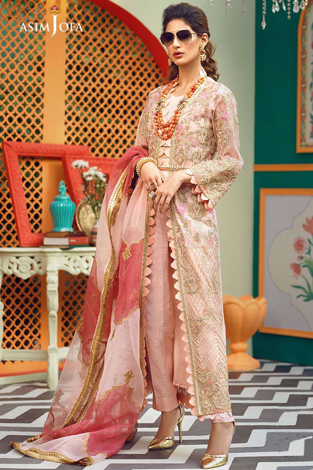 Orne Mysorie Chiffon Dresses Collection 2020 By Asim Jofa (4)