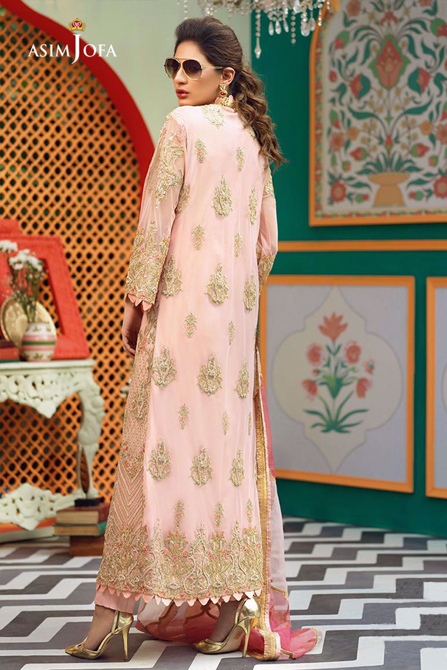 Orne Mysorie Chiffon Dresses Collection 2020 By Asim Jofa (5)