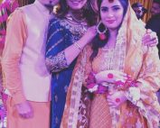 Saba Faisal Images with Family at Wedding Event (9)
