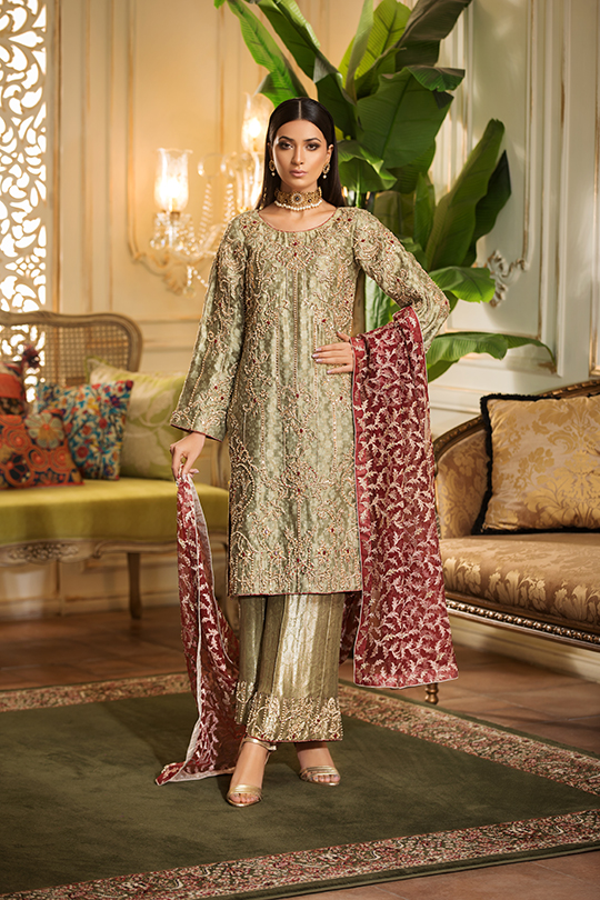 Saphyro Wedding Season Collection 2020 By Morri (3)