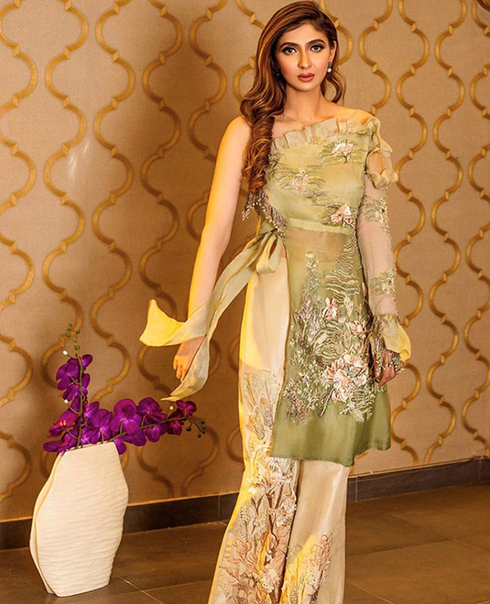 Six Bridal Trendy Formal Wear Designs 2020 By Shiza Hassan (7)