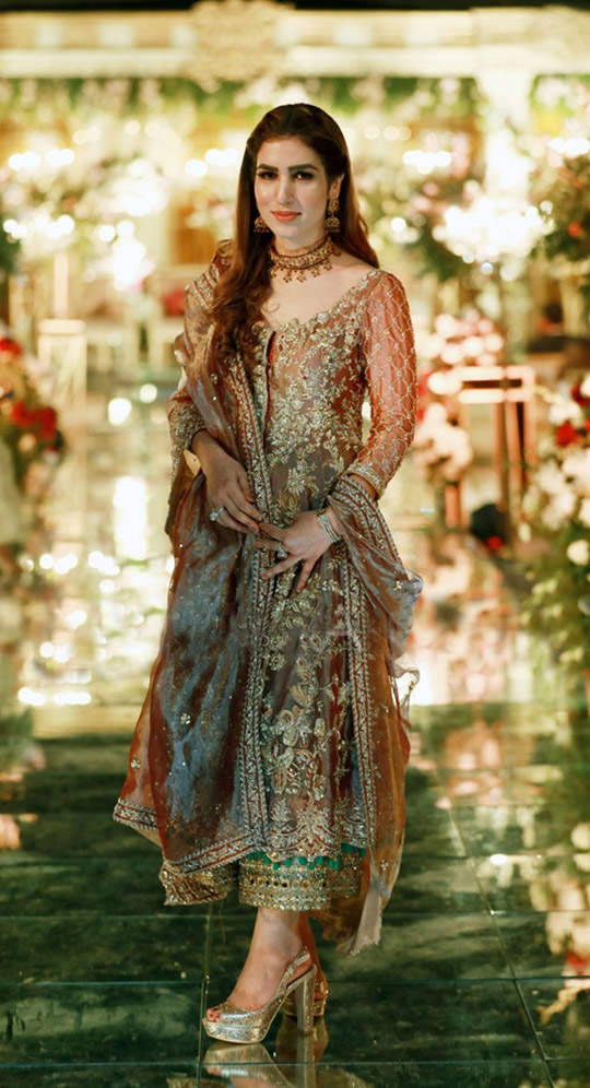 Womens Latest Wedding Wear Collection 2020 By Zainab Salman (11)