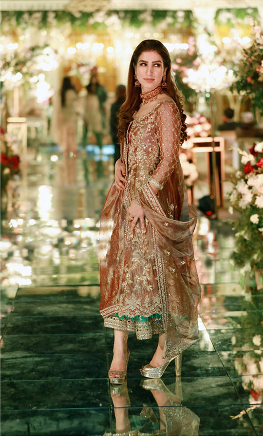 Womens Latest Wedding Wear Collection 2020 By Zainab Salman (3)