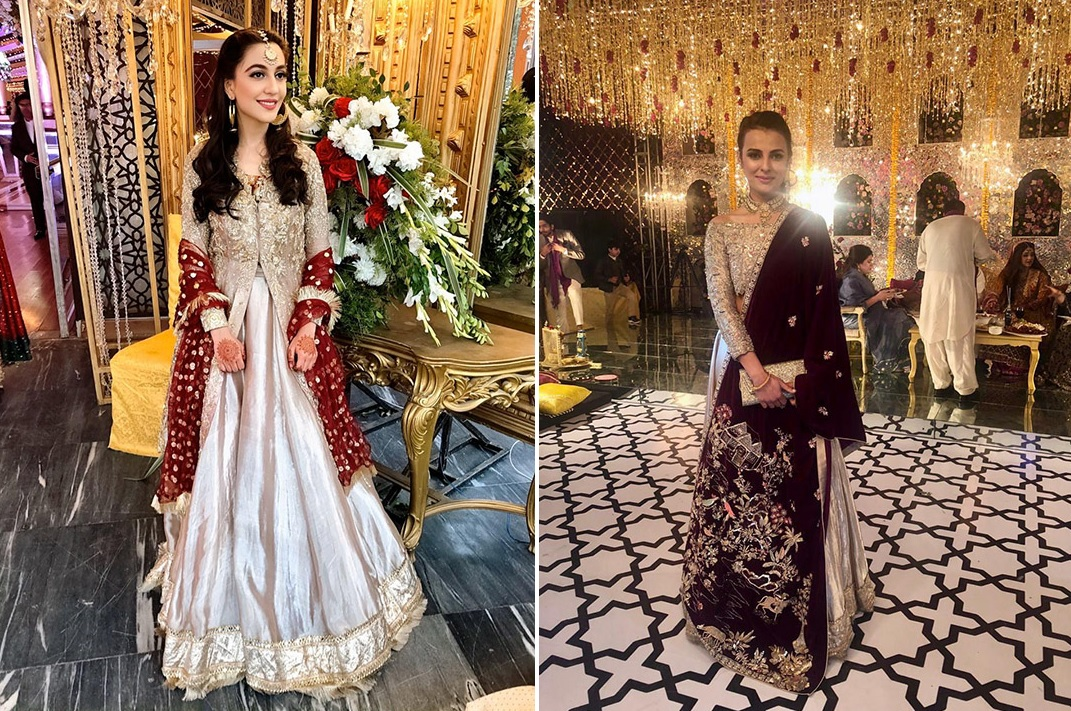Womens Latest Wedding Wear Collection 2020 By Zainab Salman (8)