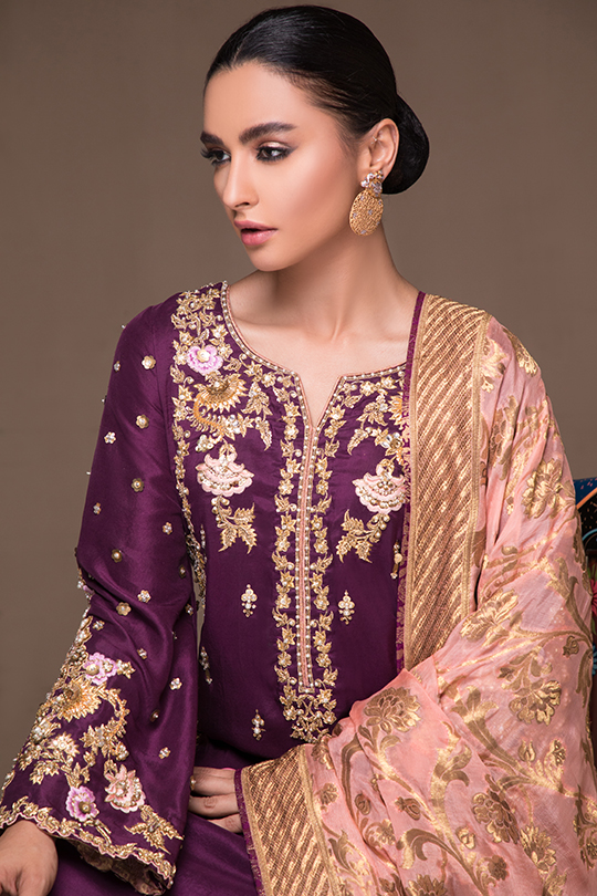 Women's Sylk Dresses Collection 2020 by Sana Abbas (3)