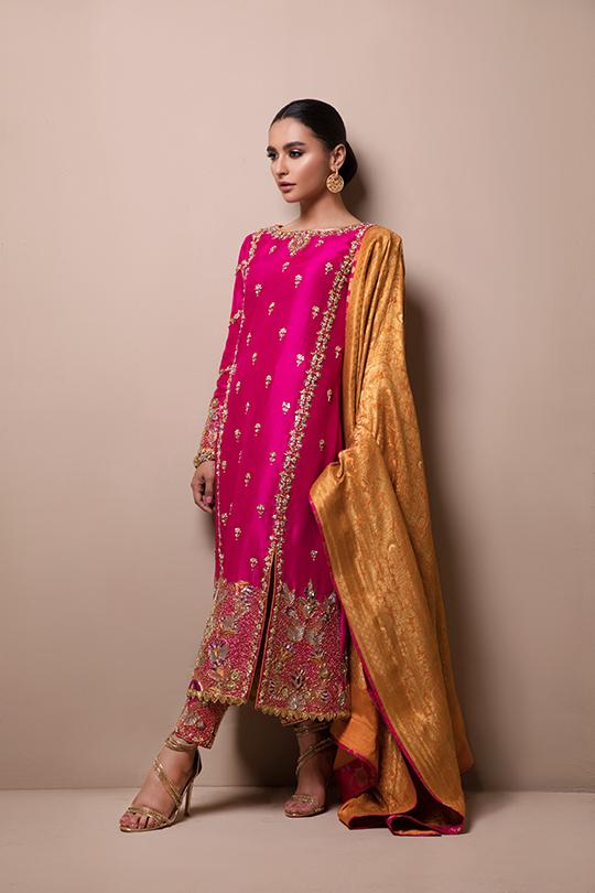 Women's Sylk Dresses Collection 2020 by Sana Abbas (6)