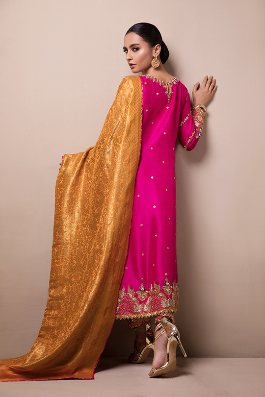 Women's Sylk Dresses Collection 2020 by Sana Abbas (7)