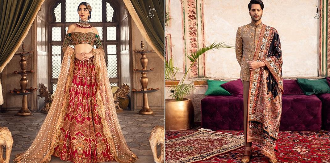 Diwan-i-Khas Latest Wedding Wear Collection 2020 By Shamsha Hashwani (1)