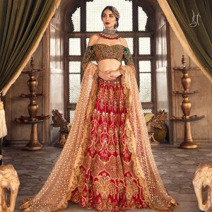 Diwan-i-Khas Latest Wedding Wear Collection 2020 By Shamsha Hashwani (11)