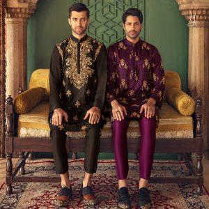 Diwan-i-Khas Latest Wedding Wear Collection 2020 By Shamsha Hashwani (14)
