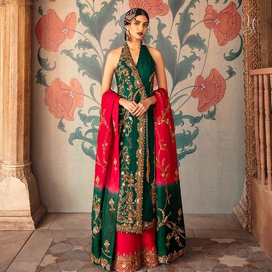 Diwan-i-Khas Latest Wedding Wear Collection 2020 By Shamsha Hashwani (4)