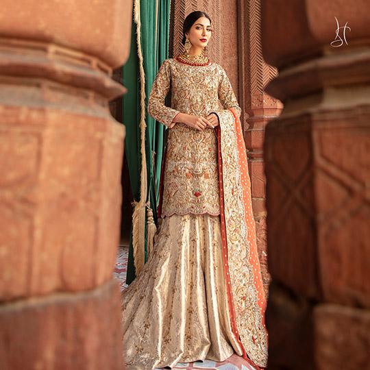 Diwan-i-Khas Latest Wedding Wear Collection 2020 By Shamsha Hashwani (7)