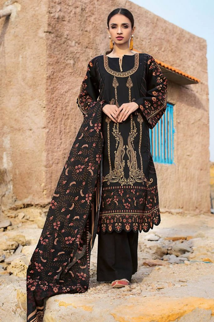 Gul Ahmed 2020 Summer Lawn Dresses Collection (15)