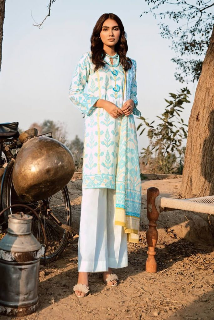 Gul Ahmed 2020 Summer Lawn Dresses Collection (2)