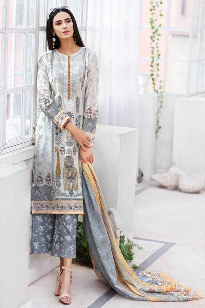 Gul Ahmed 2020 Summer Lawn Dresses Collection (3)