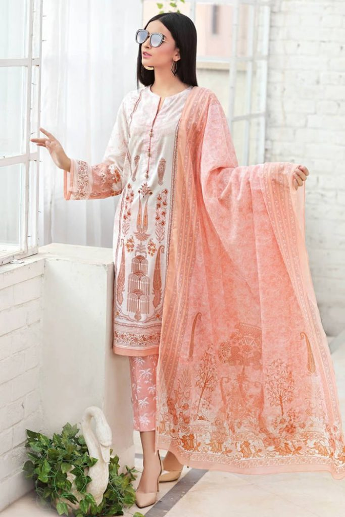 Gul Ahmed 2020 Summer Lawn Dresses Collection (5)