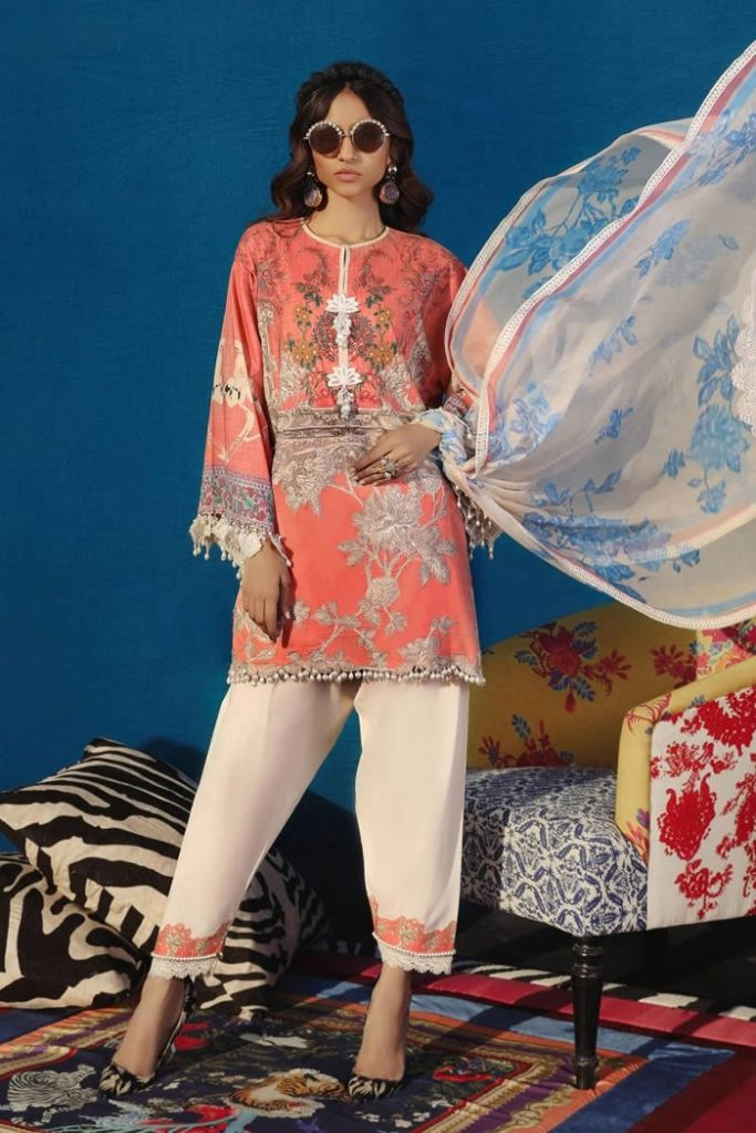 Spring Summer Lawn Collection 2020 By Sana Safinaz (6)