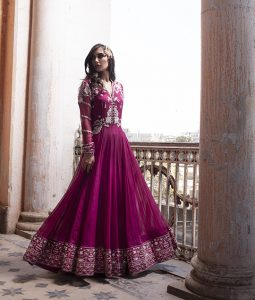 Bridal Summer Formals 2020 Dresses Collection By Misha Lakhani (3)