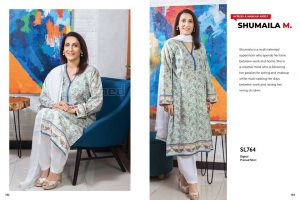 Gul Ahmed SpringSummer Dresses Collection 2020 For Mothers (1)