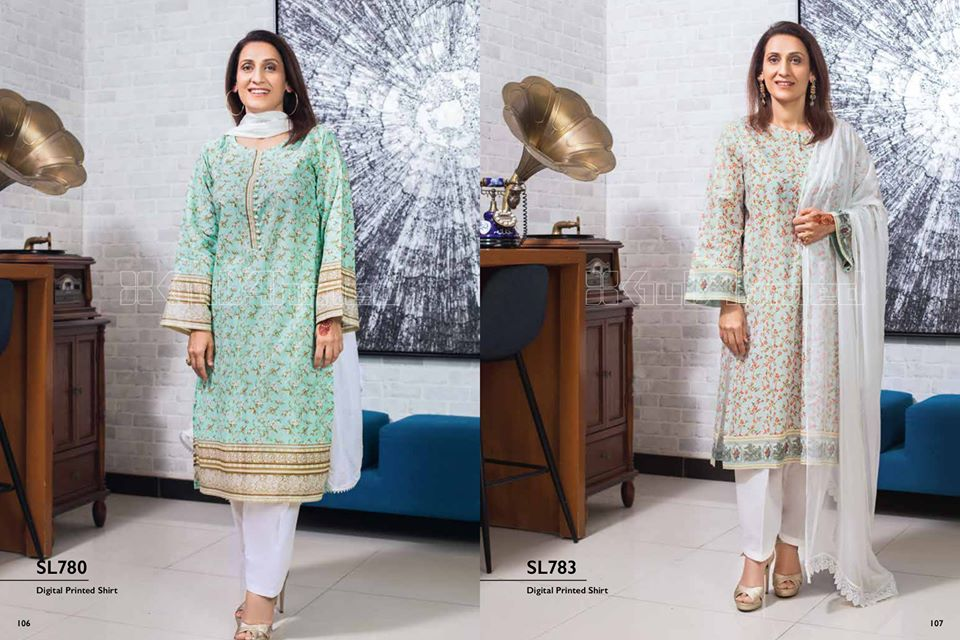 Gul Ahmed SpringSummer Dresses Collection 2020 For Mothers (28)