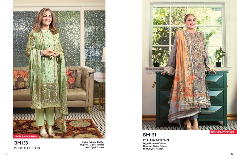 Gul Ahmed SpringSummer Dresses Collection 2020 For Mothers (40)