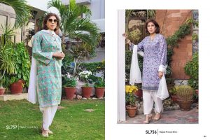 Gul Ahmed SpringSummer Dresses Collection 2020 For Mothers (44)