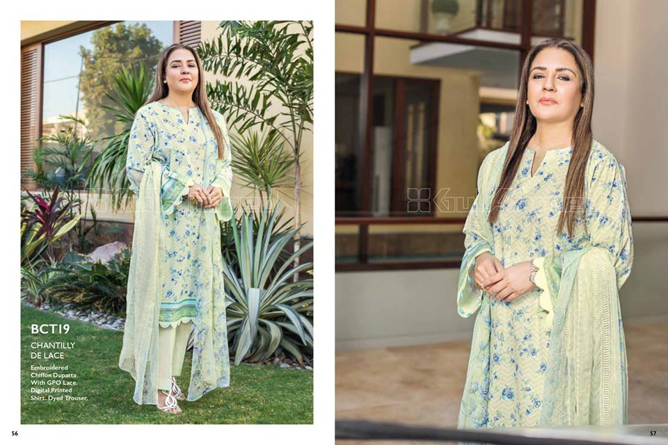 Gul Ahmed SpringSummer Dresses Collection 2020 For Mothers (46)