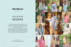 Gul Ahmed SpringSummer Dresses Collection 2020 For Mothers (52)