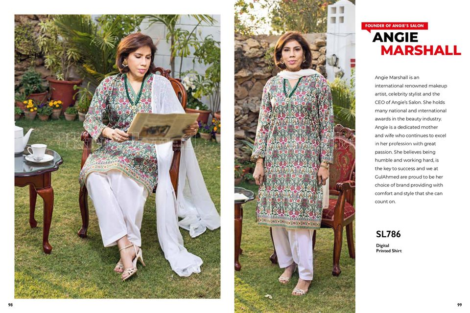 Gul Ahmed SpringSummer Dresses Collection 2020 For Mothers (54)