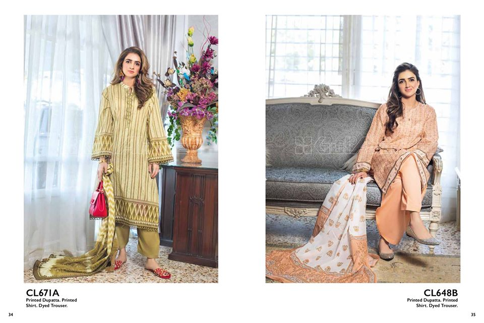 Gul Ahmed SpringSummer Dresses Collection 2020 For Mothers (57)
