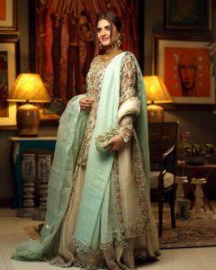 Hira Mani Pakistani Actress Latest Bridal Photo Shoot 2020 (5)