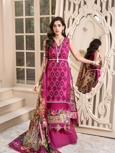 Noor Luxury Lawn Collection 2020 Looks By Saadia Asad (21)